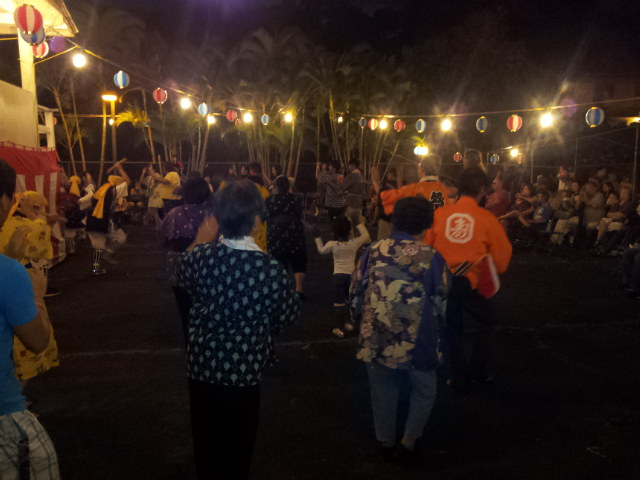 盆踊り in Hawaii