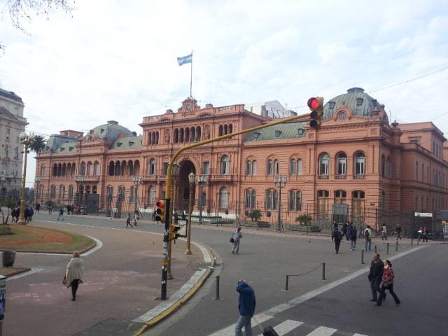 最後の地アルゼンチン!
